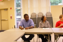 Meeting Lincoln Park Civic Association